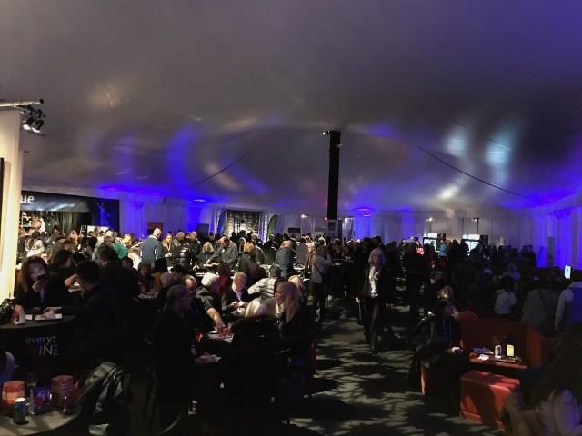 Cavalia Odysseo - VIP Tent