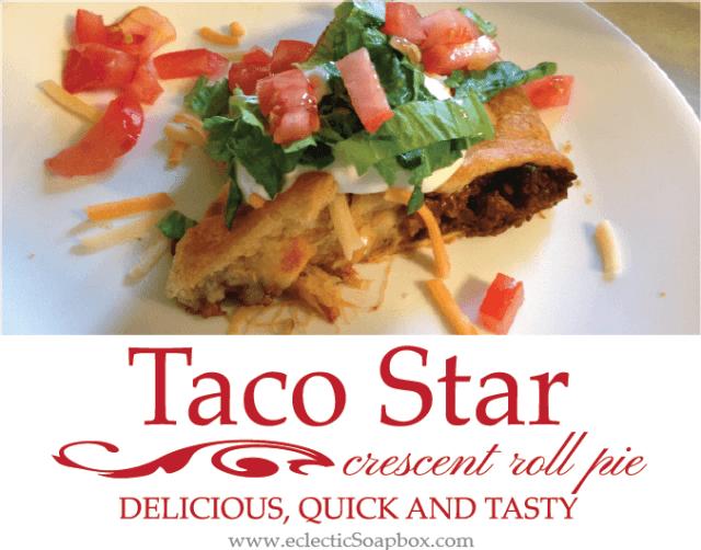 Taco Star Crescent Roll