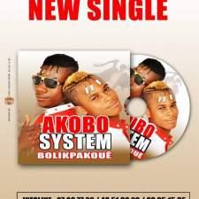 Akobo System de retour avec «Bolikpakouê»
