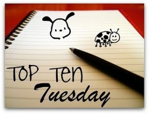 Top Ten Tuesday: Books I'd Recommend To Someone Who Doesn't Read Historical Fiction