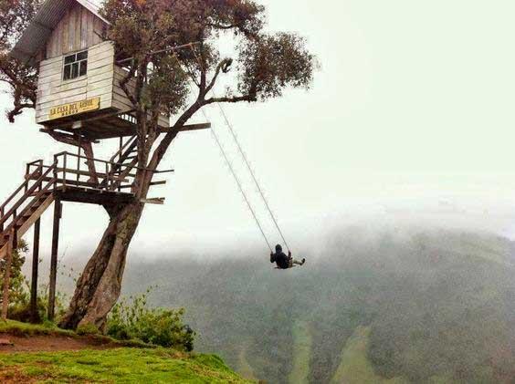 Как сделать дом на дереве