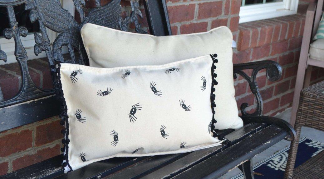 No-Sew-Pillow