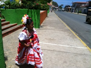 mothers day in nicaragua