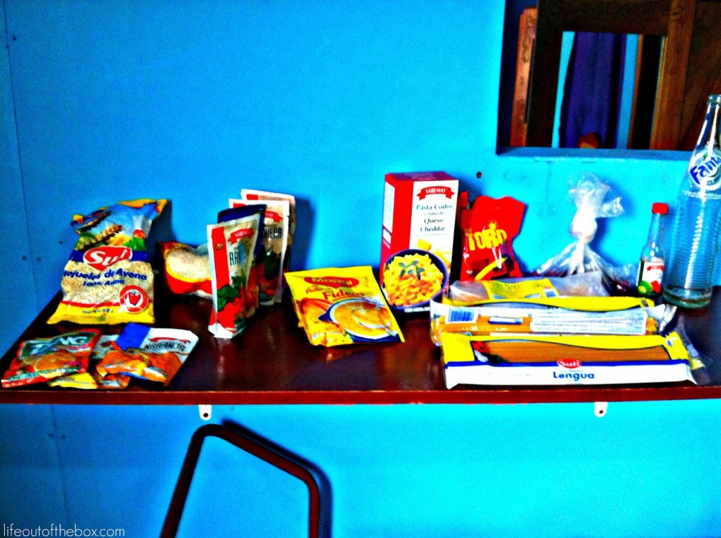 groceries in nicaragua