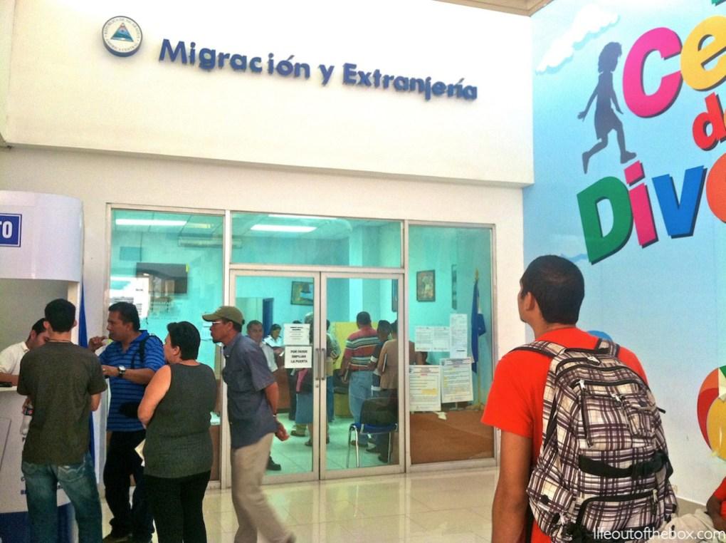 managua visas