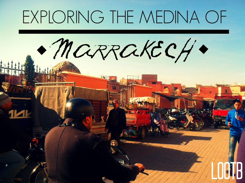 Life Out of the Box: Exploring the Medina of Marrakech