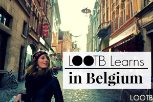 Life Out of the Box: LOOTB Learns in Belgium