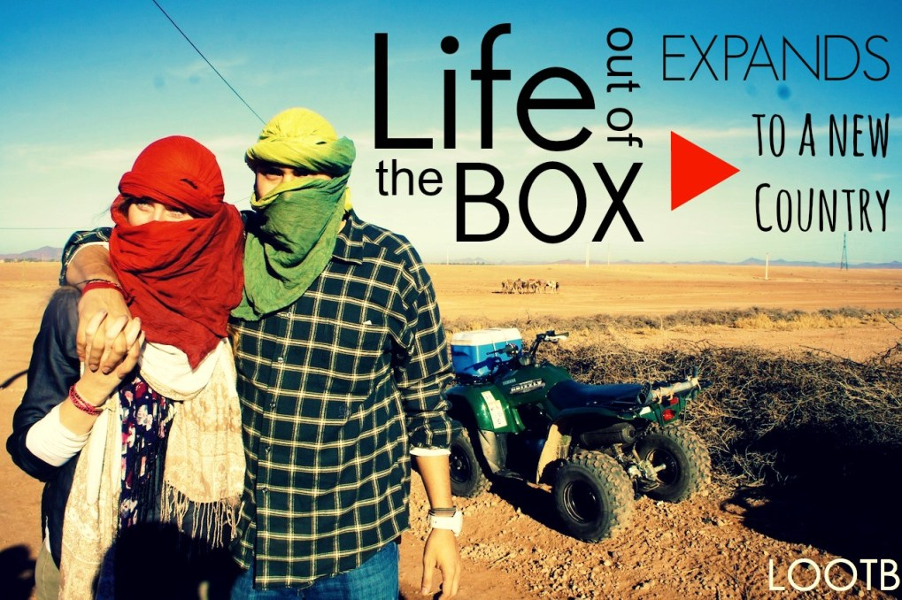 Life Out of the Box Expands to a New Country