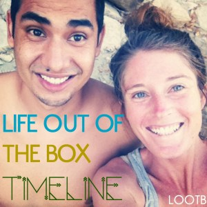 life out of the box timeline