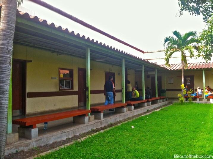 Japones Hospital in Granada, Nicaragua