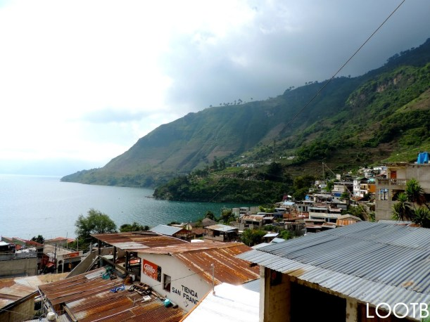 LOOTB meets with Mayan Families on Lake Atitlan in Guatemala. Life Out of the Box.