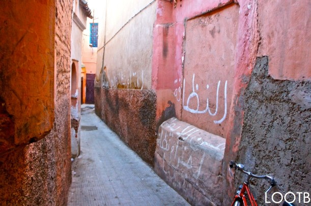 Life Out of the Box in Marrakech, Morocco