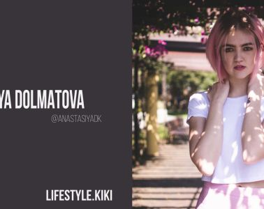 THE NEW WAVE: ANASTASIYA DOLMATOVA