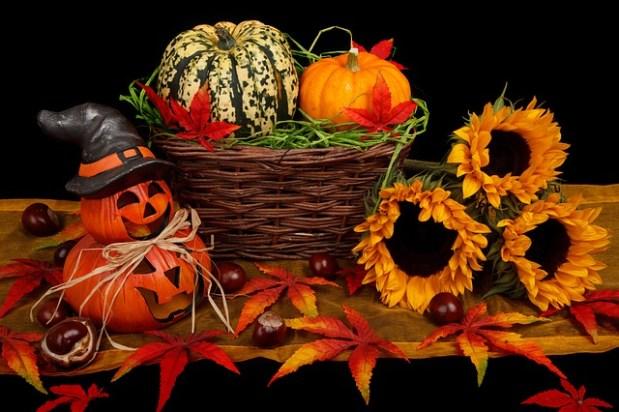 Halloween in cucina