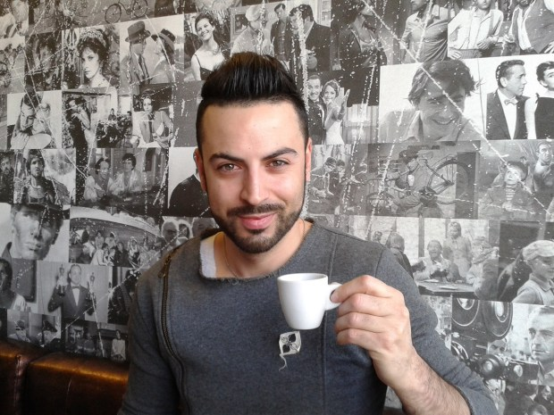 Intervista a Anthony