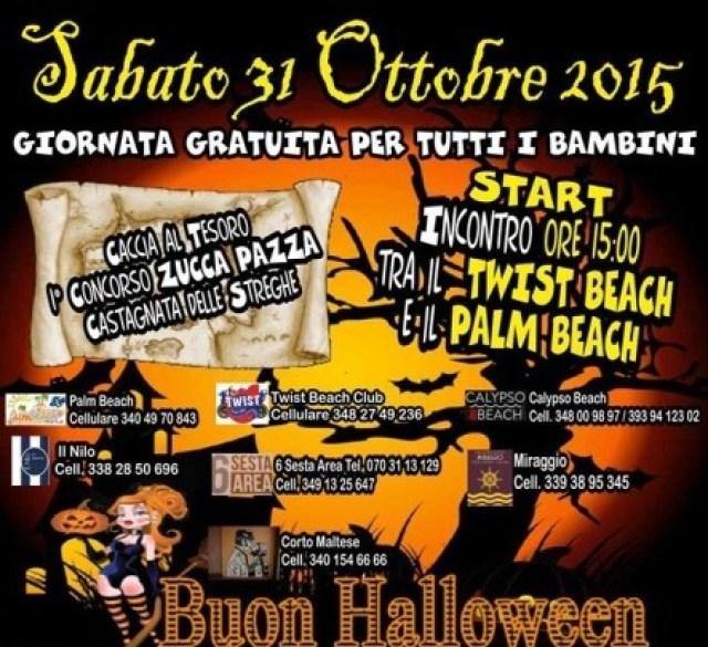 Halloween-lungomare-Poetto-cagliari-Sardegna