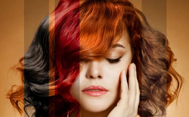 Come eliminare i riflessi rossi dai capelli in 10 semplici mosse