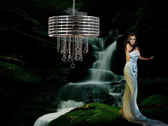 euro lamp art-lampadario-catene