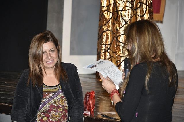Lisa Bernardini tra i premiati della 34esima edizione di Fontane di Roma