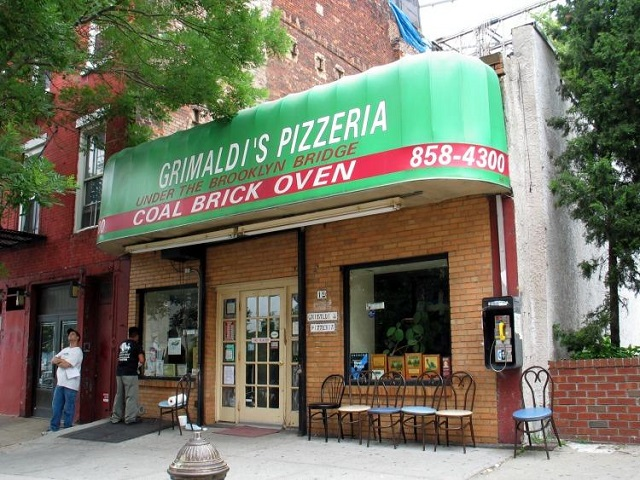 Grimaldi restaurant