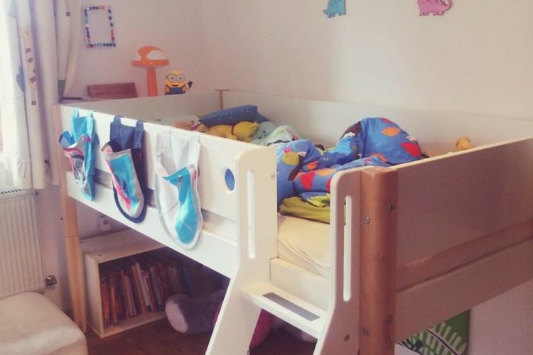 (Deutsch) Interior – Kinderzimmer Roomtour bei Mamasprosse