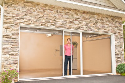 Lifestyle Screens® Reinvents The Garage Makeover ...