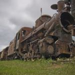 Музей паровозов. Переславль-Залесский. 2008