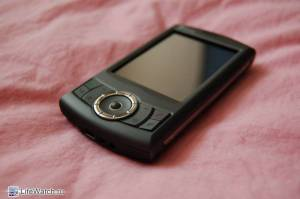Новый корпус на HTC p3300