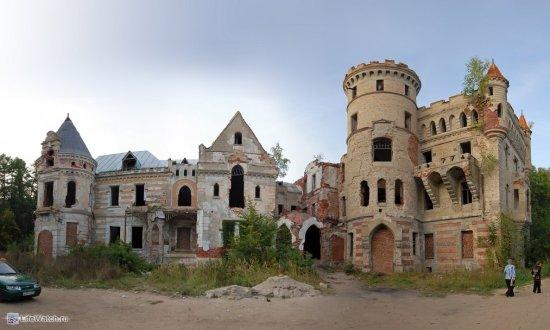 Панорама. Замок Храповицкого