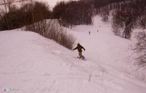 И сноубордист