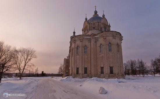 Храм Живоначальной Троицы. Гусь-Железный