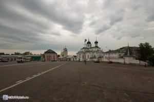 Соборная площадь Арзамас