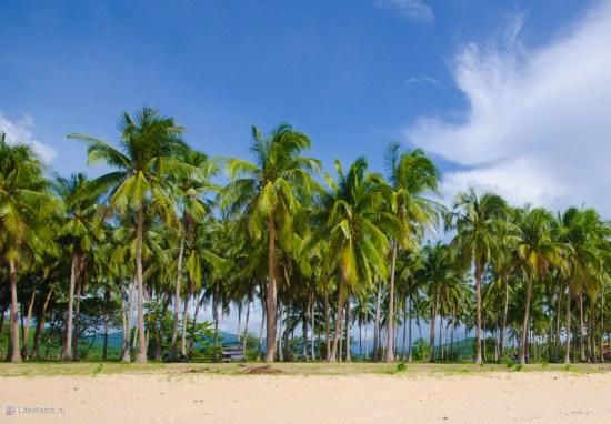 Пляж Накпан