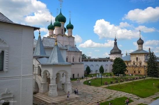 Ростовский кремль, он же Митрополичий двор
