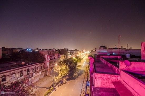 И еще фото с крыши отеля Arina Inn