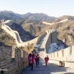 Великая Китайская стена. Район Shuiguan