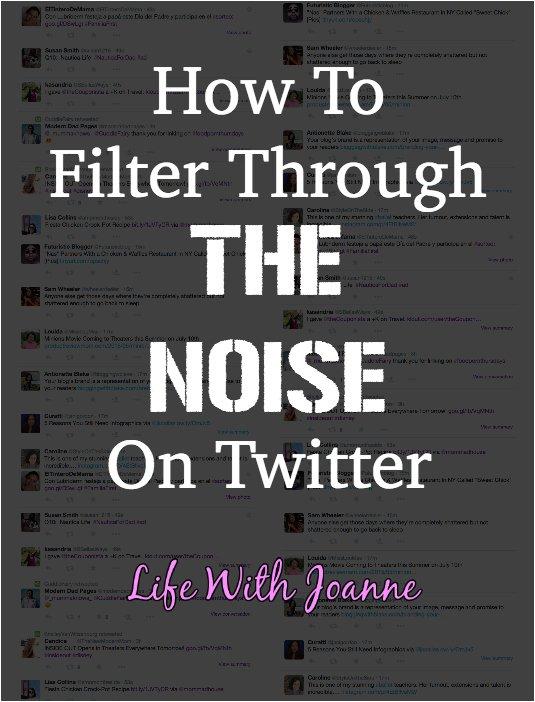 Twitter Noise