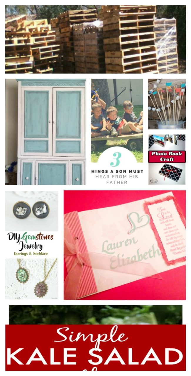 Home Matters Linky Party #98 - Come join the fun and link your blog posts -- Door Opens Friday EST. #HomeMattersParty #Linky #Blogging #LinkyParty