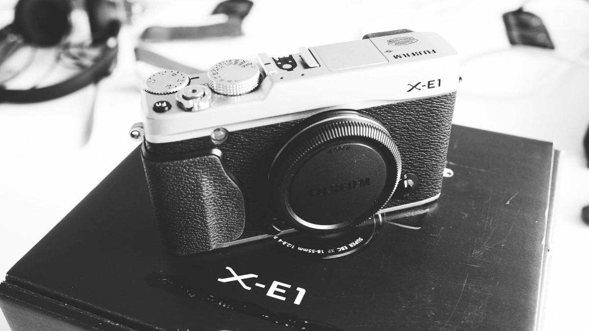 Nach einer guten Zeit trenne ich mich von meiner X-E1 + Lens Turbo Adapter etc.!