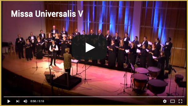 Missa-Universalis-V composed by Roger Davidson