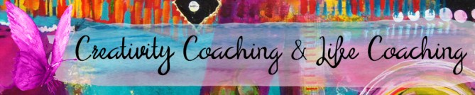 Creativity Coaching Banner