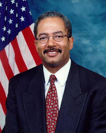 Official House Photo of Congressman Chaka Fatt...