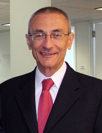 English: John Podesta in 2010.