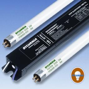 SYLVANIA QUICKTRONIC® POWERSENSE™ T5 Dimming Ballast Provides Energy-Efficient System Solution