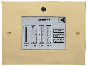 Square D® Clipsal® Monochrome Touch Screen Designed for Versatility in Residential Applications