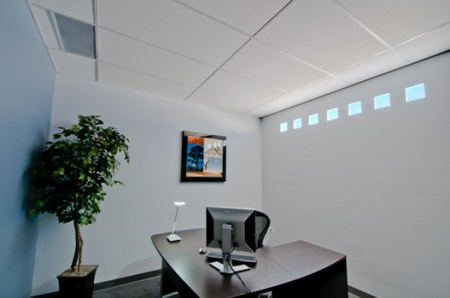 Acuity Brands Showcasing New Intelligent and Responsive Lighting System at LFI 2014 Aera_Office
