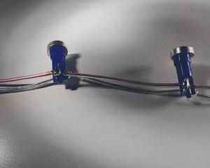 синие светодиоды ля фонарика