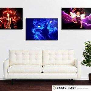 Пластифицированные примеры картин