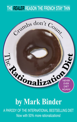 The Rationalization Diet Book Cover