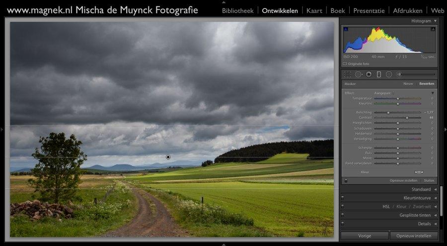 landschap-met-gradueel-filter